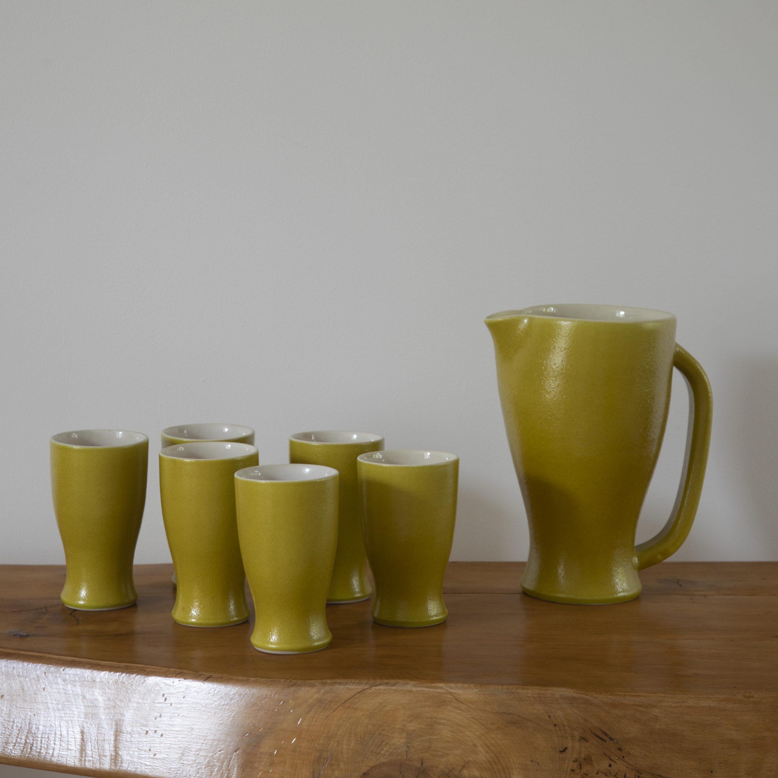 Ceramics by Pol Chambost