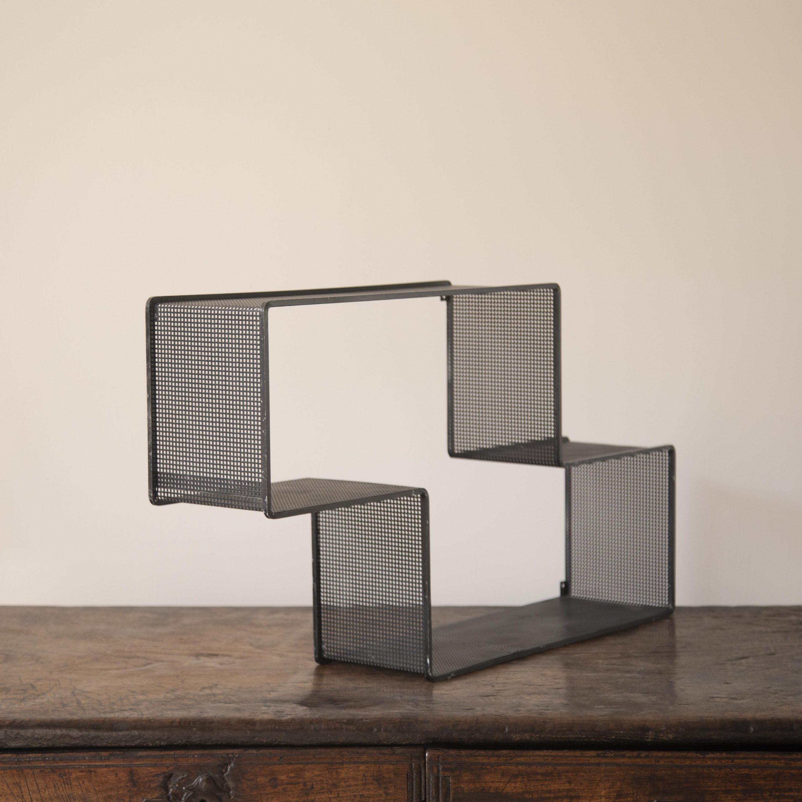 """Mathieu Mategot """"Dedal"""" Model Shelf"""