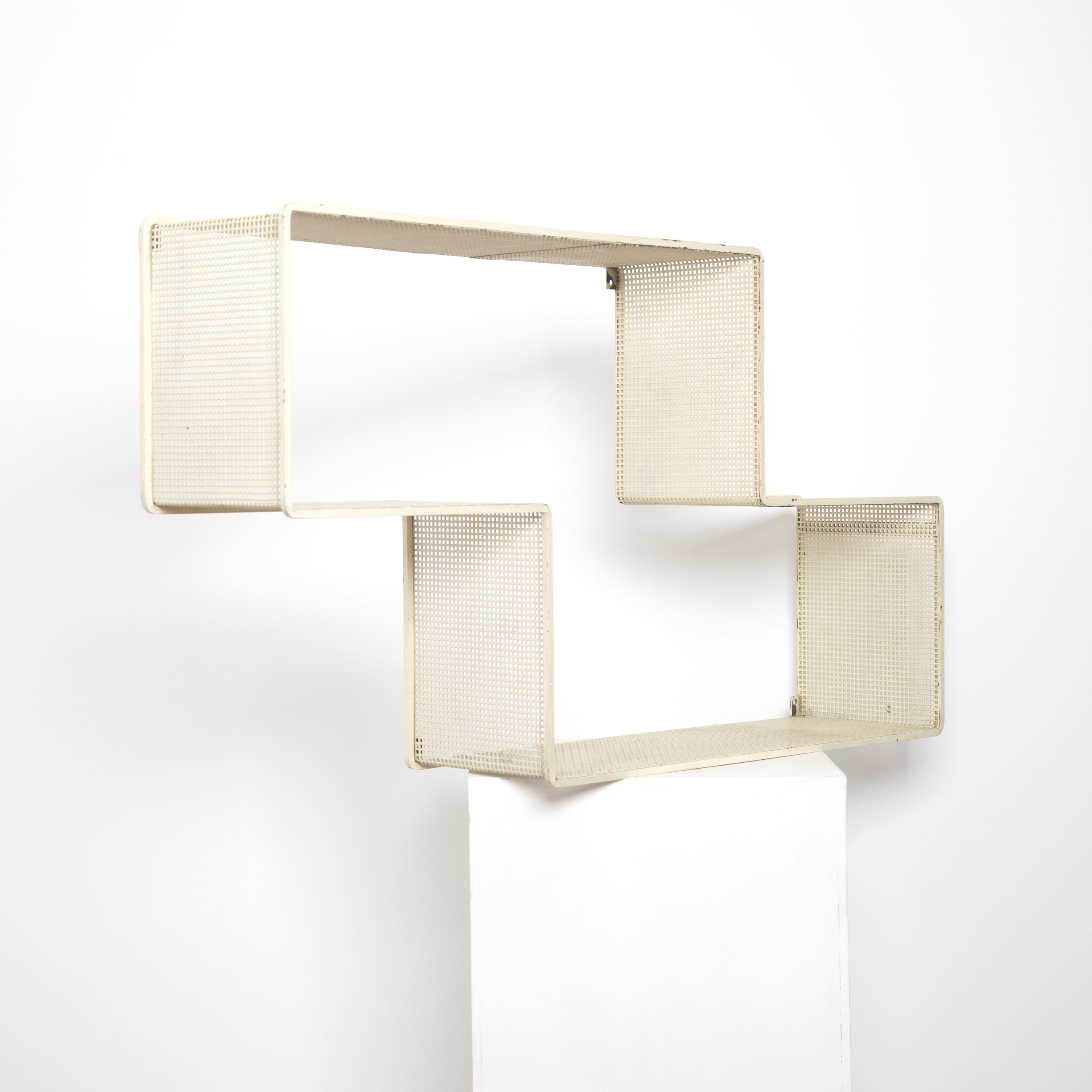 "Mathieu Mategot ""Dedal"" Model Shelf"