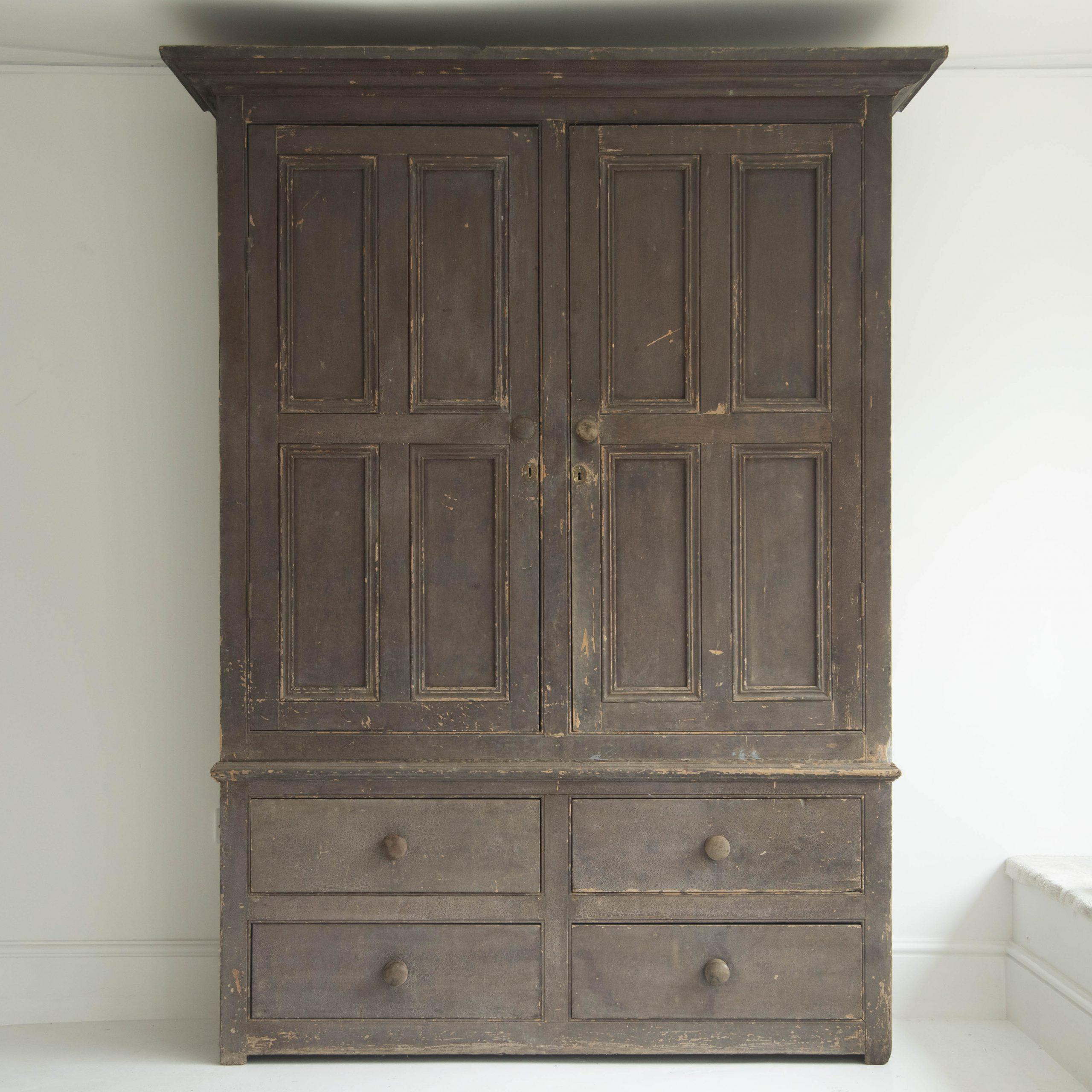Georgian Housekeeper Cupboard
