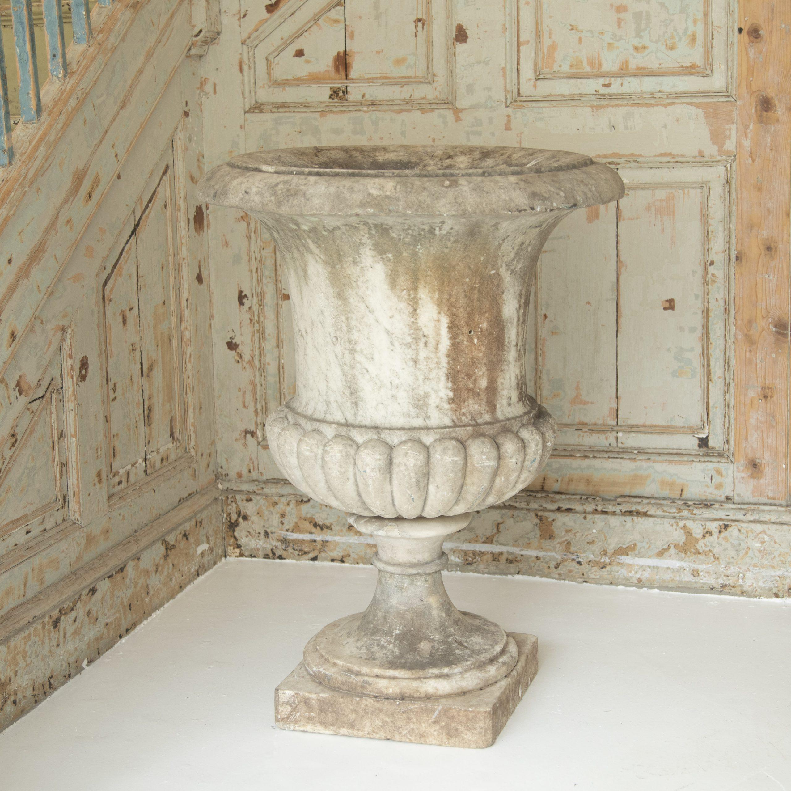 18th Century Italian Marble Urn