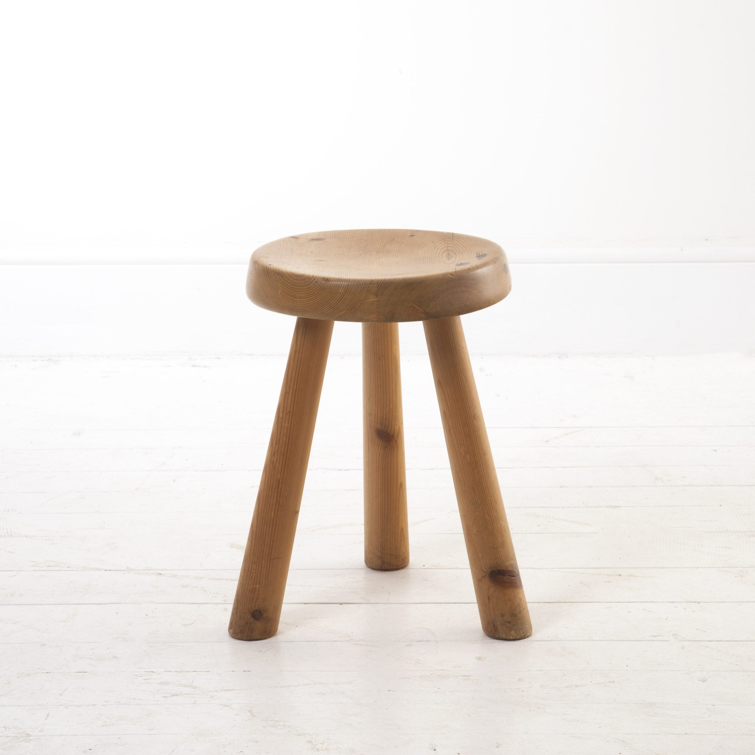Charlotte Perriand Stool.